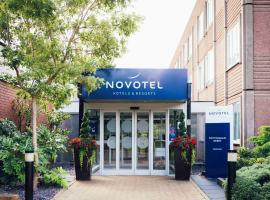 Novotel Nottingham Derby, hotel in Long Eaton