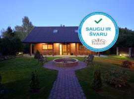 """""""Trakaitis"""" nameliai, resort in Trakai"""