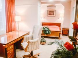 Smart Hotel KDO Novosibirsk, hotel near Novosibirsk Drama Theatre, Novosibirsk