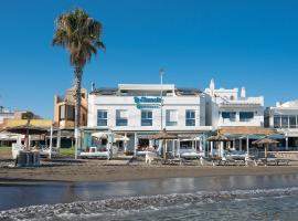 Hotel La Chancla, hotel en Málaga
