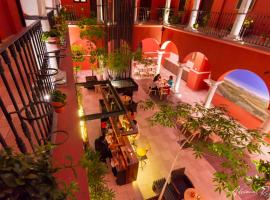 Hotel Casona Oaxaca, отель в городе Оахака-де-Хуарес