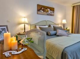Agrimia Holiday Apartments, hotel near Platanias Square, Platanias