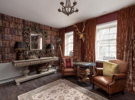 Canongate Luxury Homestay, hotel near Omni Centre, Edinburgh