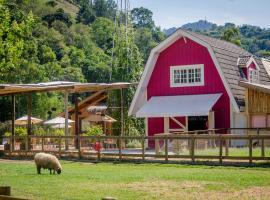 Go Organic Experience, hotel perto de Capivari, Santo Antônio do Pinhal