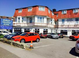 Durley Grange Hotel, hotel with jacuzzis in Bournemouth