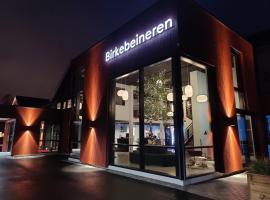 Birkebeineren Hotel & Apartments, hotell på Lillehammer