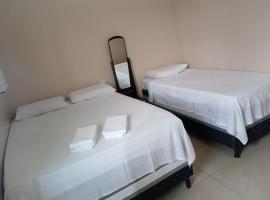 Pousada Nathymar, hotel with pools in Piranhas