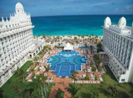 Riu Palace Aruba - All Inclusive, hotel in Palm-Eagle Beach
