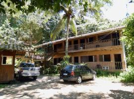 Pousada Mar Azul, guest house in Trindade