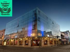 Hotel Señorial, hotel in Puebla