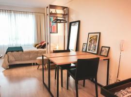 Boho Loft & Escritório - Estilo e Praticidade, apartment in Florianópolis