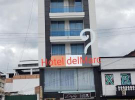 Hotel Delmar, hotel en Sogamoso