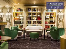 Hotel Barsey by Warwick, hotel in Elsene / Ixelles, Brussels
