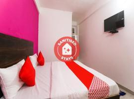 OYO 73420 Hotel New Rao Residency, hotel in Bhiwadi