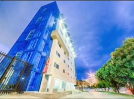 Hotel Blue 66, hotel in Cali