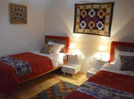 Hotel Marokand, hotel en Samarcanda