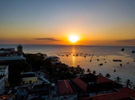 Stonetown View Inn, hotel in Zanzibar City