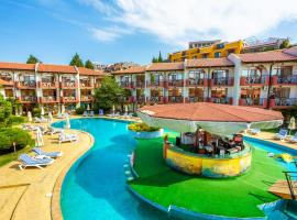 Complex Sunrise by HMG - All Inclusive, hotel in Sunny Beach