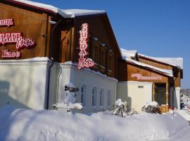 Эко Отель Суздаль Inn, отель в Суздале, рядом находится Суздальский кремль