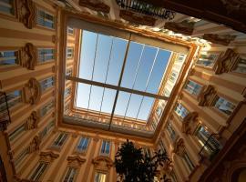 Grand Hotel Piazza Borsa, hotel in zona Mercato della Vucciria, Palermo