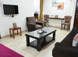 Raas Fully Furnished 1BHK Independent Apartment 5 in Greater Kailash - 1, apartment in New Delhi