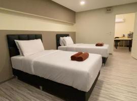 Bansuay Phra Nang Klao, hotel a Nonthaburi
