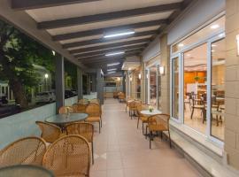 Astron Hotel, отель в Родосе