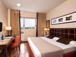Eurostars Toledo, отель в городе Толедо