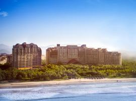 Pullman Oceanview Sanya Bay Resort & Spa, hotel a Sanya