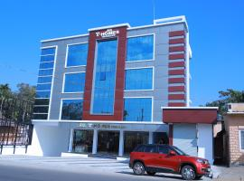 T Homes Thekkady, hotel in Thekkady
