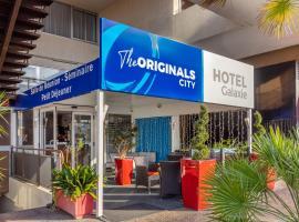 The Originals City, Hôtel Galaxie, Nice Aéroport, hôtel à Saint-Laurent-du-Var près de: Aéroport de Nice-Côte d'Azur - NCE