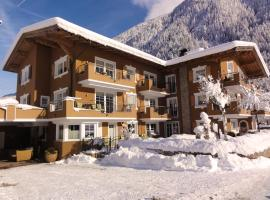 Apart Hotel Therese, boutique hotel in Mayrhofen