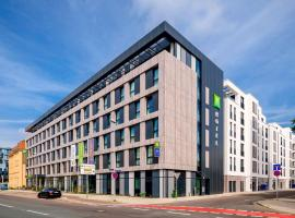 ibis Styles Magdeburg、マクデブルクのホテル
