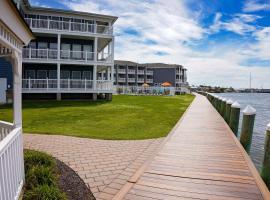 Comfort Suites Chincoteague Island Bayfront Resort, hotel i Chincoteague