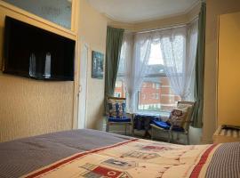 Cumbria Hotel, pet-friendly hotel in Lytham St Annes