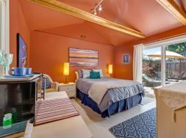 English Garden Studio Suite, vacation rental in Santa Cruz