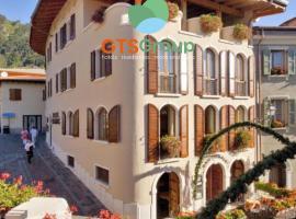 Garnì Hotel Tignale, GTSGroup, hotell i Tignale