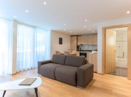 Meric Apartment, Ferienwohnung in Zermatt