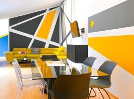Modern Suite City Center, διαμέρισμα στη Βιέννη