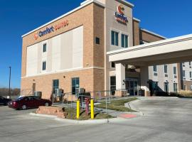 Comfort Suites West Omaha, hotel in Omaha