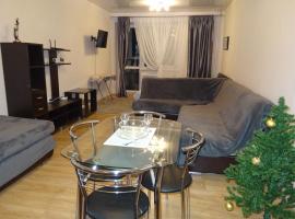 Апартаменты на Попова 11\2, apartment in Berdsk