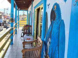 Blue Hostel Paraty, hostel in Paraty