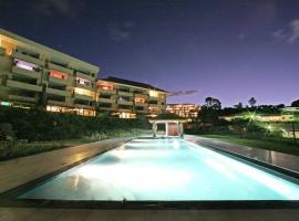 Naia Lodge Tahiti, apartamento em Arue