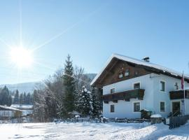Zonnen-Alp, hotel in Forstau