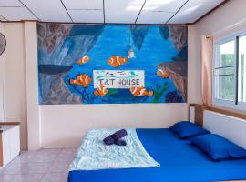 T and T house, hotel in Ko Phayam