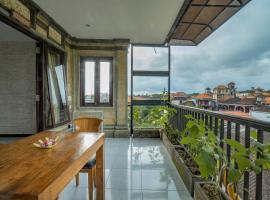 Iman Homestay Ubud, hotel in Ubud