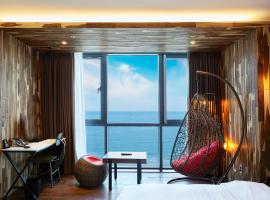 Hotel Laon, отель в Пусане