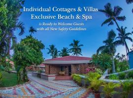 Toshali Sands Nature Escape, hotel with pools in Puri