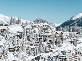 Carlton Hotel St Moritz - The Leading Hotels of the World, hotel in St. Moritz