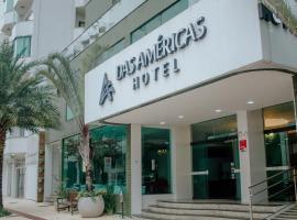 Hotel das Américas, hotel in Balneário Camboriú